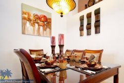 Family Dining Area in the Great Room