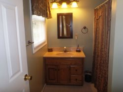 On Golden Pond Master Bath