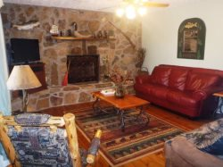 On Golden Pond Family Room