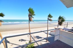 Incredible Beach Front Rental With Indoor Pool!