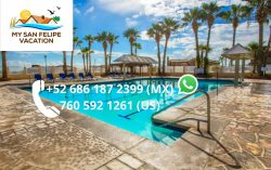 Family resort home, pools, tennis, clean shady beach and family golfing