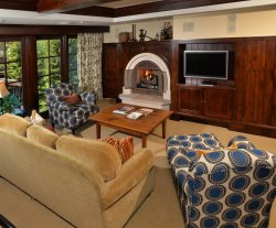A luxury vacation residence at One Willow Bridge Road in the center of Vail Village with full concierge services.
