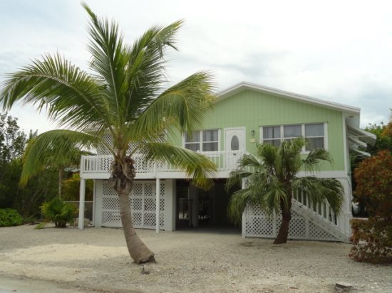 Sommer Reef House on West Indies Rd side