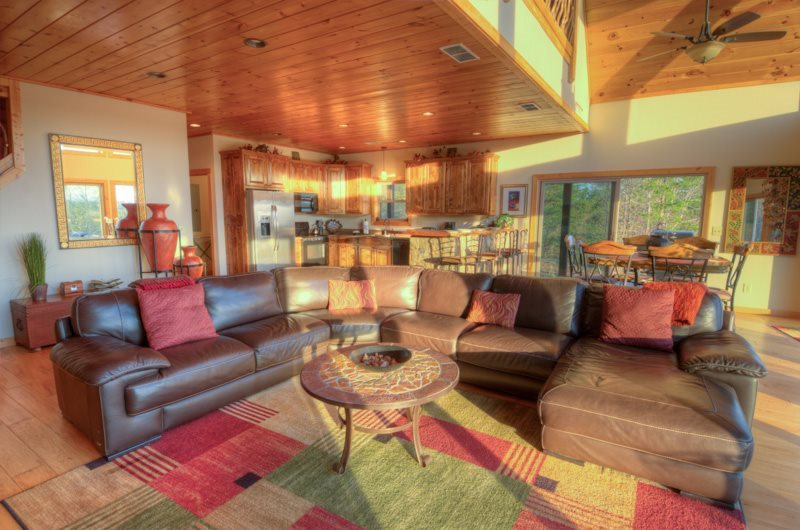3 Bdr Helen Ga Cabin Rental Affordable Luxury
