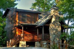 Choctaw Mountain Lodge - Mountain Tops