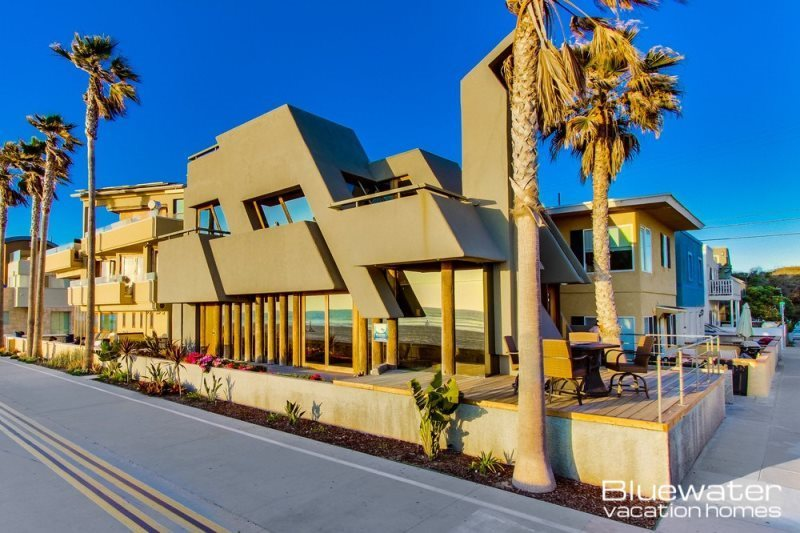 San Diego Vacation Rental - Mission Beach Icon - Bluewater ...