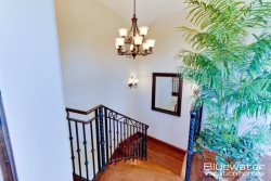 Staircase leading to 1st level - La Jolla Vacation Rental