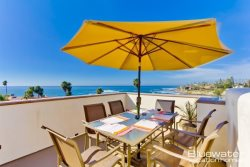 Panoramic views from roof deck - La Jolla Vacation Rental