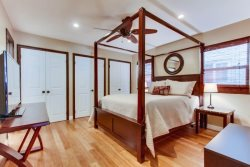 Master Bedroom - South Mission Beach Vacation Rental