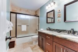 Master Bath - South Mission Beach Vacation Rental