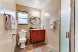 Second bath - South Mission Beach Vacation Rental