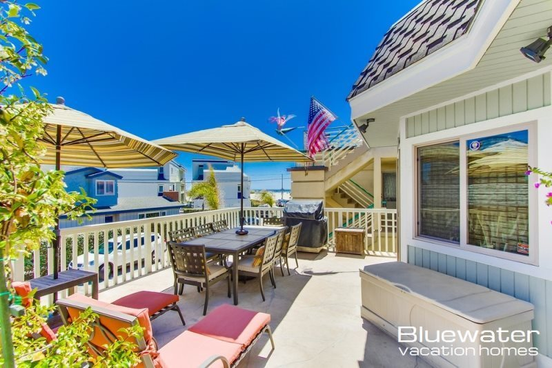 Dunk Island Holidays: Mission Beach Vacation Rental In South Mission Beach San Diego