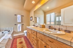 Utah Lodging  TR 90  Main Level  Master Bath