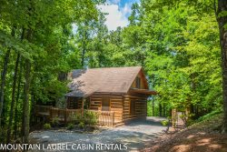 TURKEY TROT-4BR/3BA, SLEEPS 10, POOL TABLE, HOT TUB, GAS LOG FIREPLACE, LARGE DECK, SCREENED IN PORCH, STARTING AT $195/NIGHT!