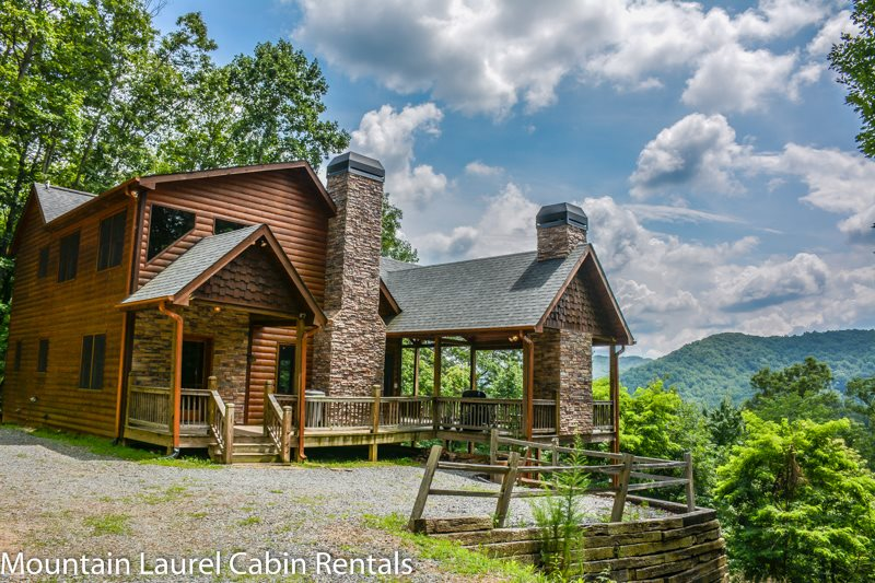 Dream catcher 3br 3ba cabin with beautiful mountain for Dream homes georgia