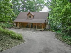 LAKE LIVE`N- 5BR/3.5BA- BEAUTIFUL LUXURY CABIN ON LAKE BLUE RIDGE, SLEEPS 10, PRIVATE DOCK, WOOD BURNING FIREPLACE, AND A FIRE PIT! STARTING AT $325.00 A NIGHT!