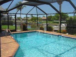 Michele - 3/2 Electric Heated Pool Home, Gulf Access, Southern Exposure