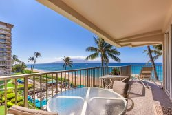 Whaler 401 - Ocean Front One Bedroom, 2 Bath Condominium