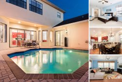 Homestead Reserve | 4 Bedroom Villa with South Facing Pool and Located Within Distance to Main Grande