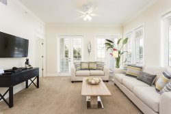 Mourning Dove Retreat | Ground Floor Condo with Beautiful Wrap Around Porch and New Furnishings