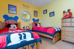 Tommy Bahama | 2nd Floor Condo with a Mickey Mouse Themed Bedroom