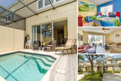 Casa Rica | Beautiful Townhome with a West Facing Pool and Great Location in the Resort