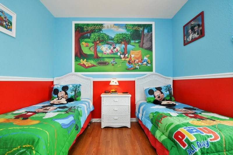 Mickey Mouse Clubhouse Bedroom Mickey Mouse Clubhouse Bedroom ...