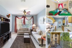 Your Magical Getaway | Oversized 2nd Floor Condo, Located in Bldg 1 with a West Facing Balcony