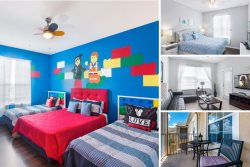 Magical Moments | Top Floor Oversized Condo Located in Bldg 5 with LEGO Themed Bedroom and Recent Upgrades January 2017