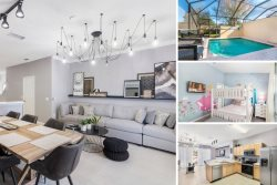 Windsor Wishes | Perfect Townhome with Magical Princess Themed Bedroom & Furniture Upgrades