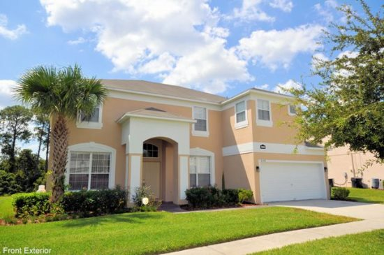 bedroom vacation home for rent in orlando
