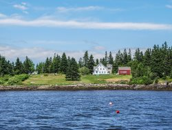 AREY COVE FARMHOUSE - Town of Vinalhaven