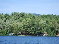 GREAT PINES - Town of Camden - Megunticook Lake