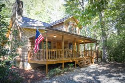 2 Bedroom Vacation Cabin Rental Near Helen