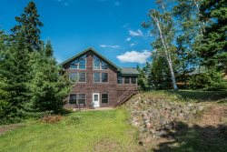 Lutsen Log Lodges Beautiful 3 Bedroom Cabins In Lutsen Mn