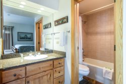 Village Peak Guest Bathroom