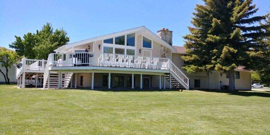 Exterior of Bear Lake Ranch