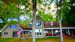NEW! Large Home Located On Bass Lake With Two Additional Apartment Living Areas! Sleeps 16!