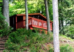 NEW!! Affordable Cozy Cottage On Long Lake! Features A Grill, Deck, Dock & 2 Paddle Boards!