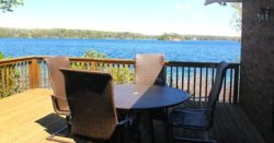 NEW!! 300 feet of direct Long Lake frontage with game room, kayaks and many extras!