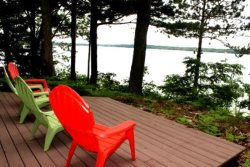 NEW! Waterfront Home on Green Lake! Many Weeks Open!