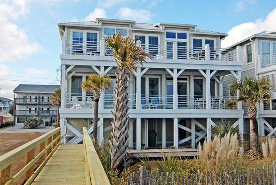 doublewood on the beach a and b  oceanfront vacation rental, kure beach house rental wedding, kure beach house rentals, kure beach house rentals pet friendly