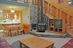 Dads Mountain Haus - In Town, Washer/Dryer, Cable, Wood Stove, Near Pioneer Creek, Fenced In Back Yard- This Home is for Sale!! Call for Details