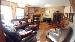 Casa Rio - In Town, On The River - Satellite - Washer/Dryer - Sauna - Newly Updated -  Wood Burning Fireplace -  Fire Pit
