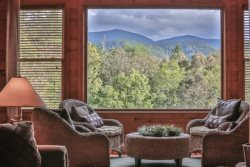 Large Luxury Lodge/Cabin located in Cherry Log, GA that will sleep up to ten (10) guests