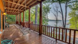 Blue Ridge Lake Cabin - Echoes by the Lake