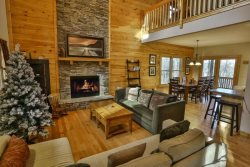 Ellijay Mountain Cabin - Bear Cub Retreat