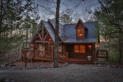 Ellijay Mountain Cabin - Laughing Bear Lodge
