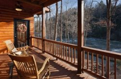 Pet Friendly Vacation Cabin in Gated Community