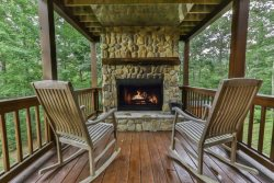 2 Bedrooms W/Outdoor Fireplace - Misty Mountain